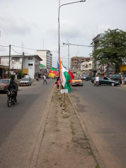 Avenue de Douala
