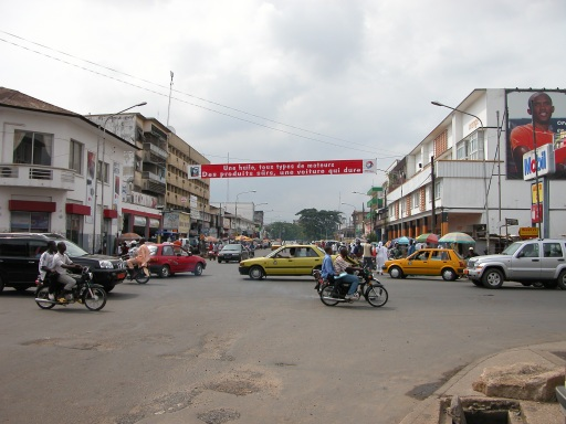 Carrefour de Douala